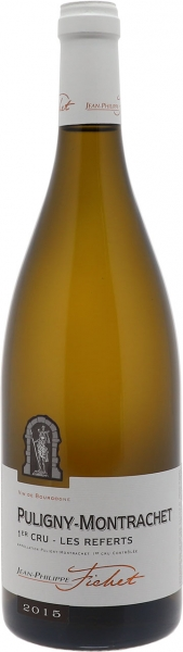 2015 Puligny-Montrachet Premier Cru Les Referts