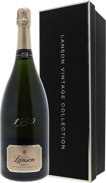 1990 Lanson Vintage Collection Brut Domaine release 2020