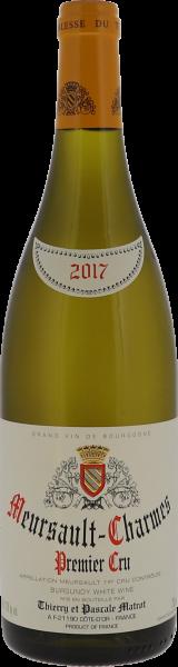 2017 Meursault Premier Cru Charmes