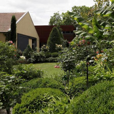 Garten von Wittmann
