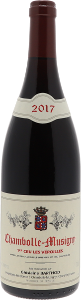 2017 Chambolle-Musigny Premier Cru Les Veroilles