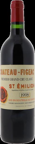 1998 Figeac St. Emilion