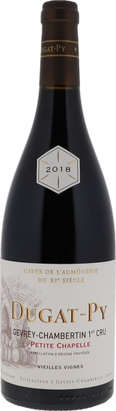 2018 Gevrey-Chambertin Premier Cru Petite Chapelle Vieilles Vignes