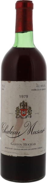 1979 Chateau Musar