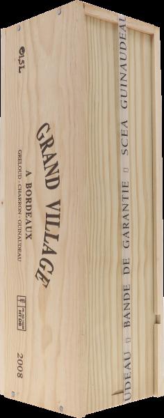 2008 Grand Village Bordeaux Supérieur 1er OHK