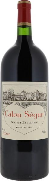 2002 Calon-Ségur St. Estèphe