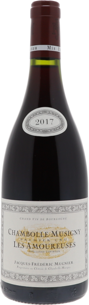 2017 Chambolle-Musigny Premier Cru Les Amoureuses