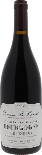 2018 Bourgogne Côte d´Or rouge Cuvée Etienne Camuzet