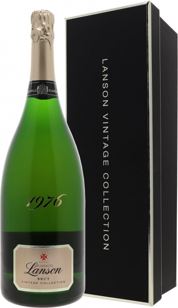 1976 Lanson Vintage Collection Brut Domaine release 2020