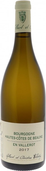 2017 Bourgogne Hautes-Côtes de Beaune Blanc En Vallerot