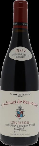 2017 Coudoulet de Beaucastel Côtes du Rhône