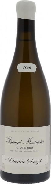 2016 Bâtard-Montrachet Grand Cru