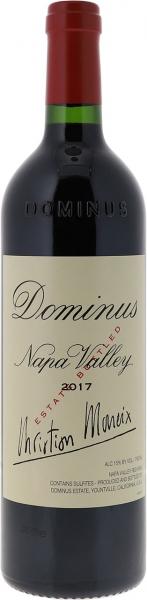 2017 Dominus Napa Valley