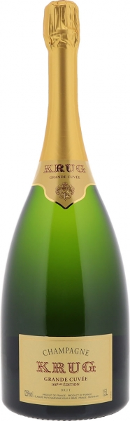 Krug Grande Cuvée Brut Edition 166