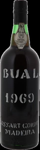 1969 Madeira Bual