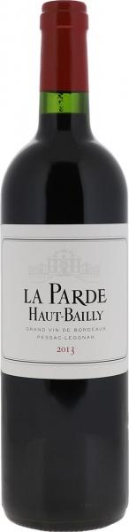 2013 La Parde de Haut-Bailly Pessac-Léognan
