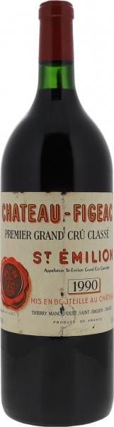 1990 Figeac St. Emilion