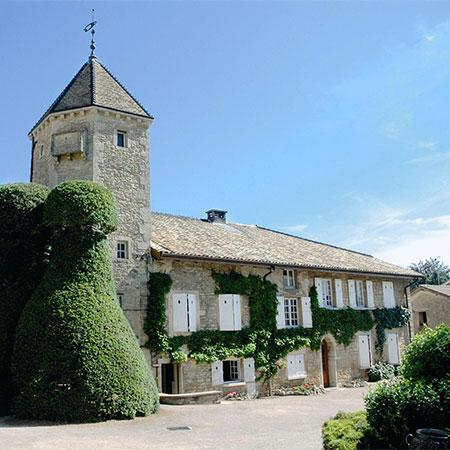 Château de Fuissé