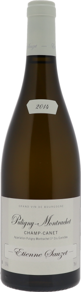 2014 Puligny-Montrachet Premier Cru Champs Canet