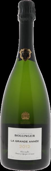 2012 Bollinger La Grande Année