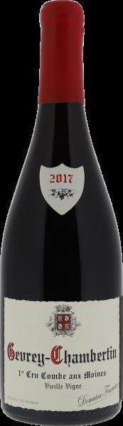 2017 Gevrey-Chambertin Premier Cru Combe aux Moines Vieille Vigne