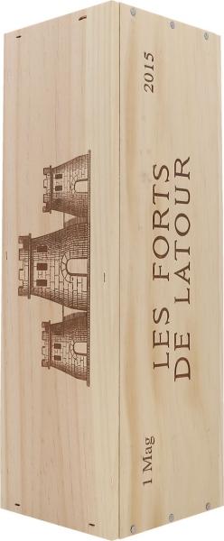 2015 Les Forts de Latour Pauillac Ex Château 2021