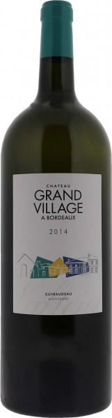 2014 Grand Village blanc Bordeaux