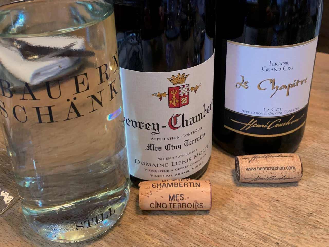 2014 Gevrey-Chambertin Mes Cinq Terroirs