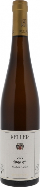 2014 Westhofener Abts E Riesling Auslese Goldkapsel