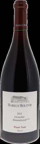 2015 Graacher Himmelreich*** Pinot Noir Q.b.A. trocken