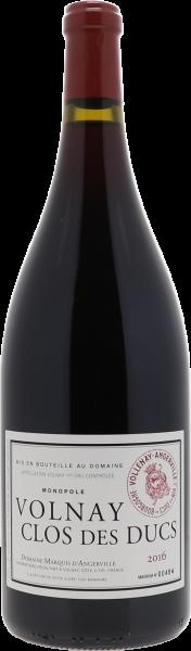 2016 Volnay Premier Cru Clos des Ducs