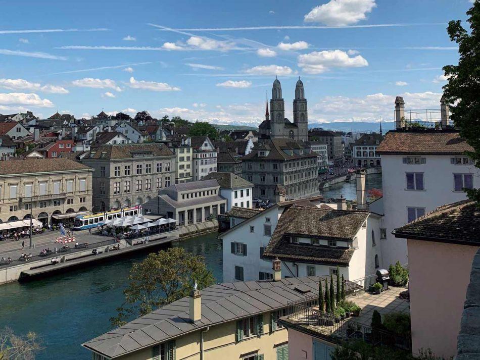 Zürich mit allen Sinnen entdecken