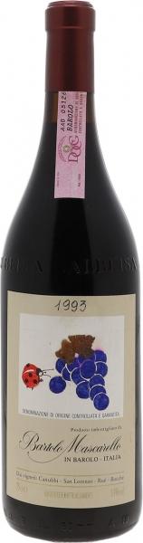 1993 Barolo Artist Label
