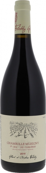 2019 Chambolle-Musigny Premier Cru Les Carrières