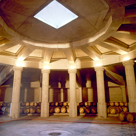 Der Keller von Lafite-Rothschild