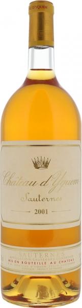 2001 Yquem Sauternes