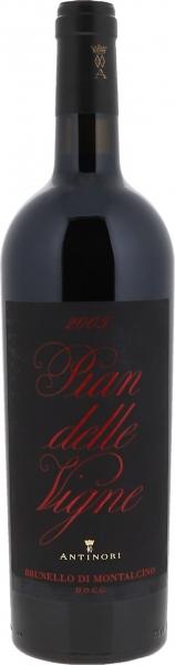 2005 Brunello di Montalcino Pian delle Vigne