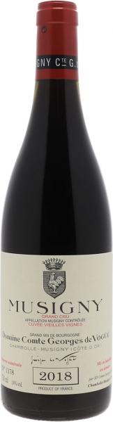 2018 Musigny Vieilles Vignes Grand Cru