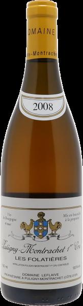 2008 Puligny-Montrachet Premier Cru Les Folatières