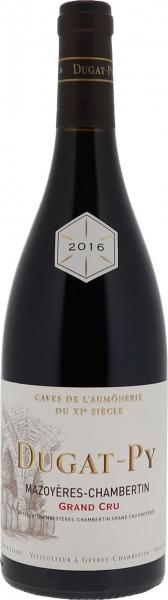 2016 Mazoyeres-Chambertin Grand Cru
