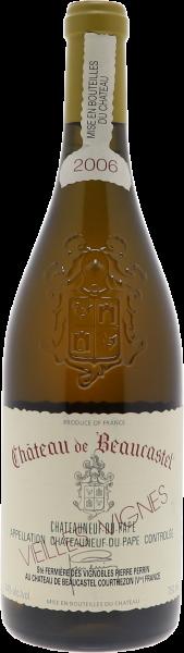2006 Chateauneuf du Pape Roussanne Vieilles Vignes