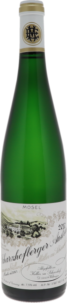 2017 Scharzhofberger Riesling Auslese
