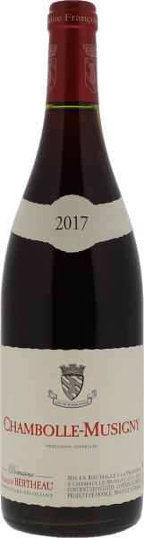 2017 Chambolle-Musigny