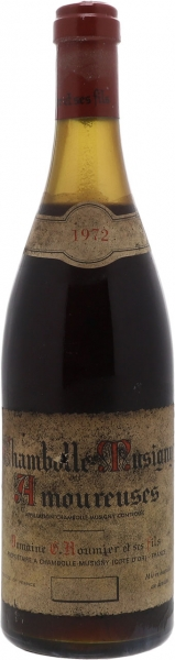 1972 Chambolle-Musigny Premier Cru Les Amoureuses