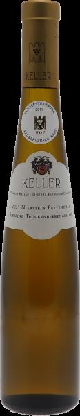 2015 Nierstein Pettenthal Riesling Trockenbeerenauslese Goldkapsel Versteigerung