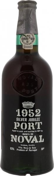1952 Quinta do Noval Silver Jubilee Port bottled 1977