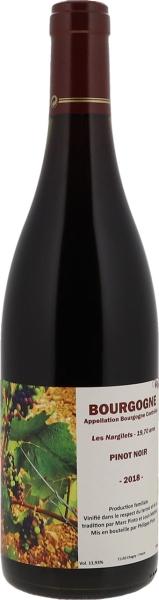 """2018 Bourgogne Rouge """"Les Nargilets"""""""
