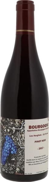 """2017 Bourgogne Rouge """"Les Nargilets"""""""