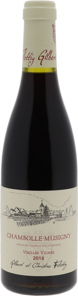 2018 Chambolle-Musigny Vieilles Vignes