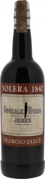 Sherry 1847 Solera Oloroso Dulce